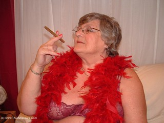 Grandma Libby - Cigar Picture Gallery