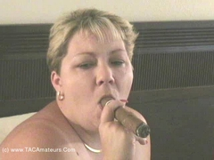 DawnsDen - Huge Cigar Movie Pt 2 Video
