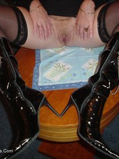 New pvc boots Cougar, milf, united states, pvc/latex, boots