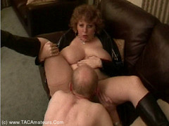 CurvyClaire - Biker Chick Movie Video
