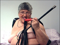 grandmalibby - Solo Whips Free Pic 1