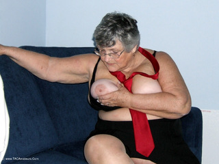 Grandma Libby - Red Tie Picture Gallery