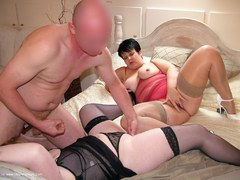 DoubleDee - Cock Share Dee & Jodi Style Pt2 Video