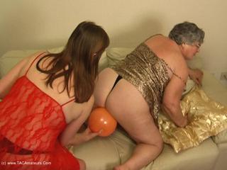 Grandma Libby - Balloons Movie Video