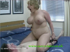 CurvyClaire - Visiting Fuck Movie Pt2 Video