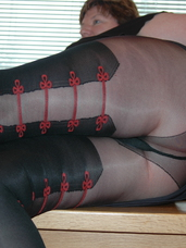 Tights For this weeks NEW photos Im wearing some new