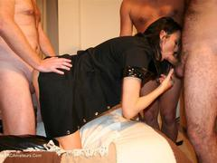 Juicy Jo - New Year Gangbang Movie Pt2 Video