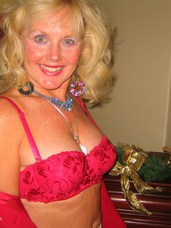 Red dress Cougar, milf, united states