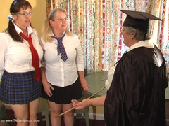 GrandmaLibby - School Mistress Movie Video