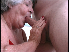 GrandmaLibby - Suck & Fuck Movie Pt2 Video