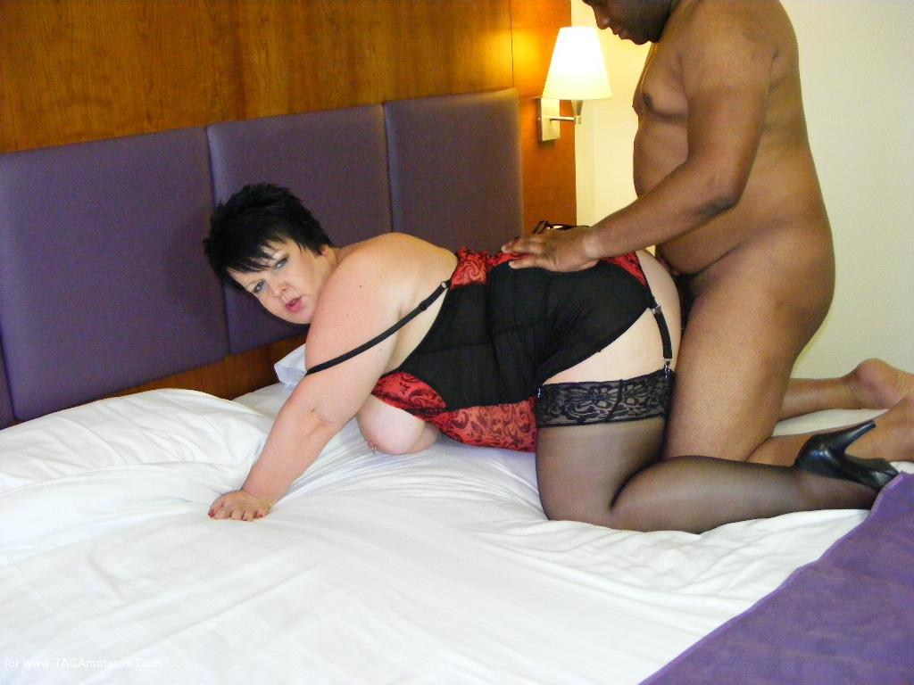 DoubleDee - Fucked By Black Cock Movie Pt2 scene 2