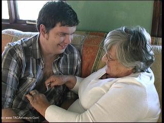 Grandma Libby - Grandmas Virgin Movie Video