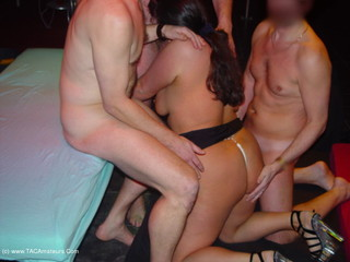 Horny Tina - My First Gang Bang This Year Picture Gallery