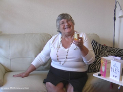 GrandmaLibby - Birthday Treat Movie Video