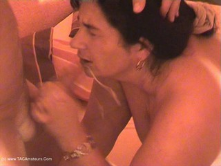 Horny Tina - 4 Horny Cocks  1 Xmas Bitch HD Video