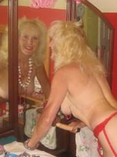 Stripping  sucks Cougar, milf, united states
