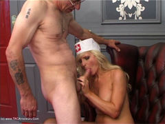 DavesYoungSluts - Nurse Sam Shaw Gets Fucked Video