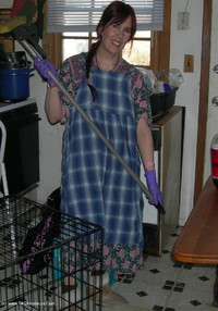moonaynjl - Cleaning Chores Free Pic 2