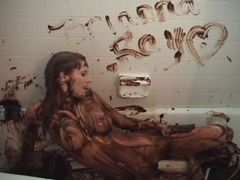 BriannaRay - Chocolate Bath pt2 Video