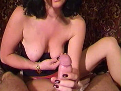 MayaXXX - Handjob and Blowjob Video