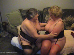 GrandmaLibby - Close Shave Pt9 Video