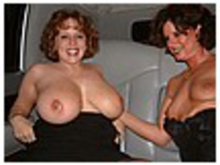 Curvy Claire - Stretch Limo 2 Picture Gallery