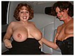 Curvy Claire - Stretch Limo 2 Photo Album