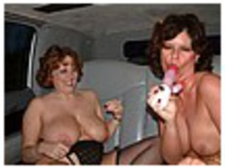 Curvy Claire - Stretch Limo 3 Picture Gallery