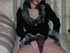 KinkyKatesHouse - Fur Coat  Photo Album