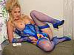 BriannaRay - Sexy Blue Photo Album