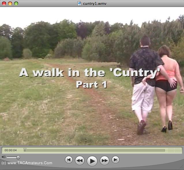 SpunkySam - Walk In The Cuntry Pt1 scene 0