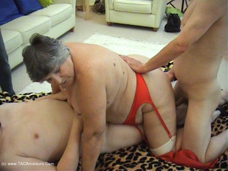 GrandmaLibby - Greedy Grandma Pt3 scene 0