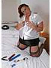 Officer dribble Milf, bbw/curvy, big tits, united kingdom, striptease, stockings, cougar