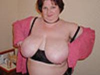 Black Bra Pink Top