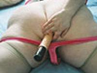 Pink Thong & Vib
