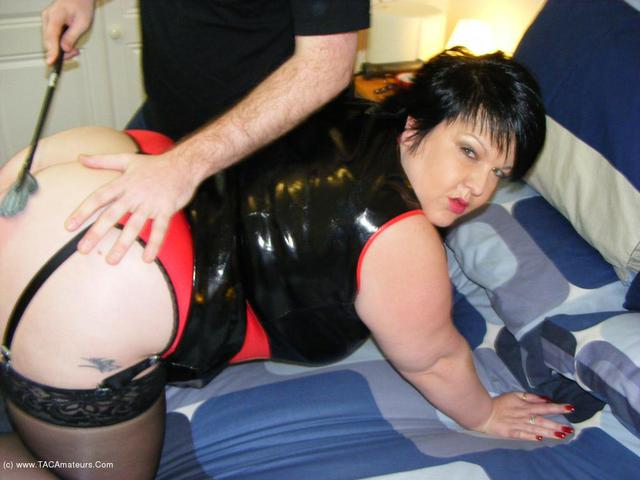 DoubleDee - Spanked Gagged Fucked Pt1