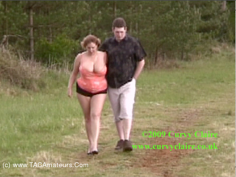 CurvyClaire - A Walk In The Cunt Tree Pt1 scene 0