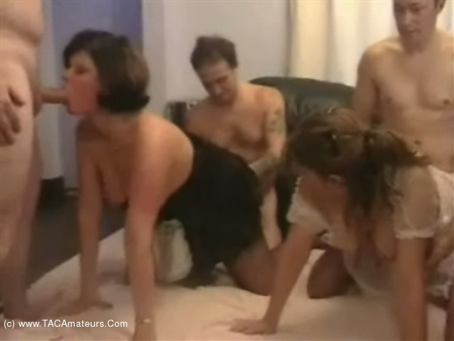 CumonMarie - Marie and Jane Fuck Eight Men Movie Cont scene 3