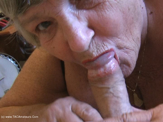 Grandma Libby - Birthday Treat For A Member Pt2 Video