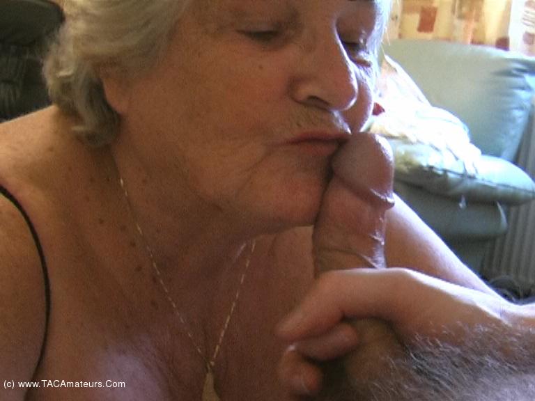 GrandmaLibby - Birthday Treat For A Member Pt3 scene 1
