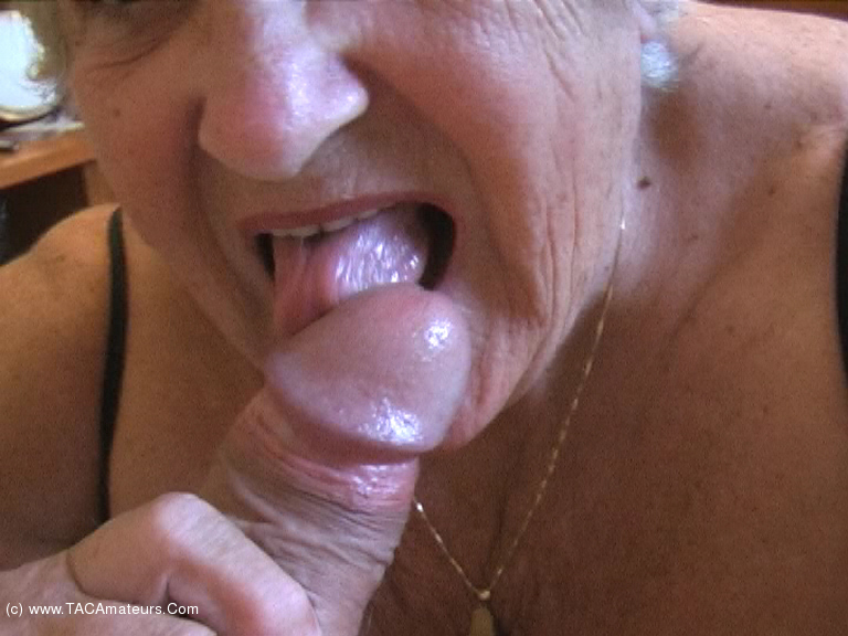 GrandmaLibby - Birthday Treat For A Member Pt3 scene 2