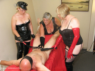 Grandma Libby - 4 Some Domination Picture Gallery