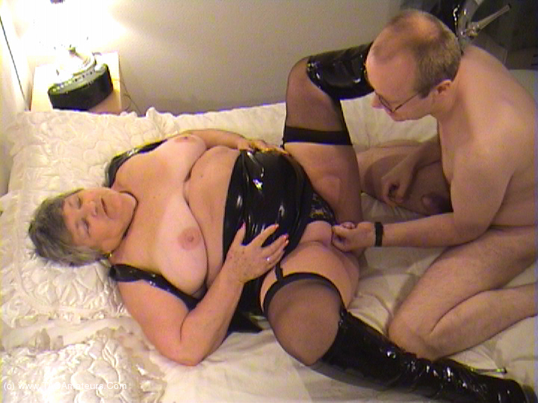 GrandmaLibby - Taste My Spunk Pt1 scene 3