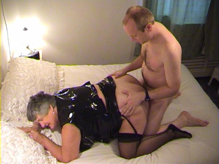 GrandmaLibby - Taste My Spunk Pt3 scene 1
