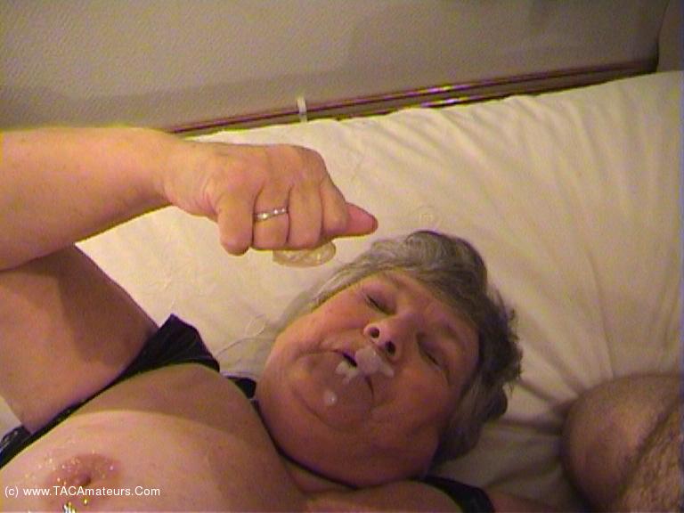 huge boob threesome video