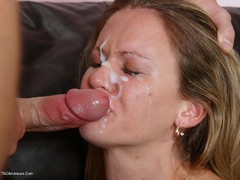 FaceFuckedWives - Laceys First Time Video