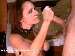 SubWoman - Slave Education Pt8 - Throat Massage scene 3