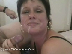 CumonMarie - Marie Milks Cock and gets a facial Video