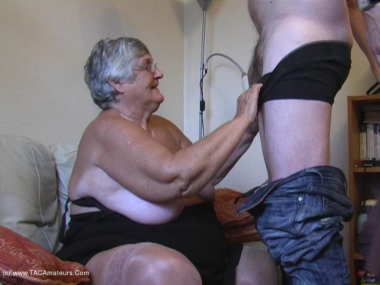 GrandmaLibby - Viagra scene 2