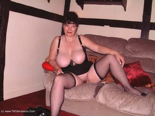 Kims Amateurs - PVC Top  Skirt Picture Gallery